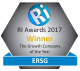 Recruitment International - Growth Company of the Year 2017