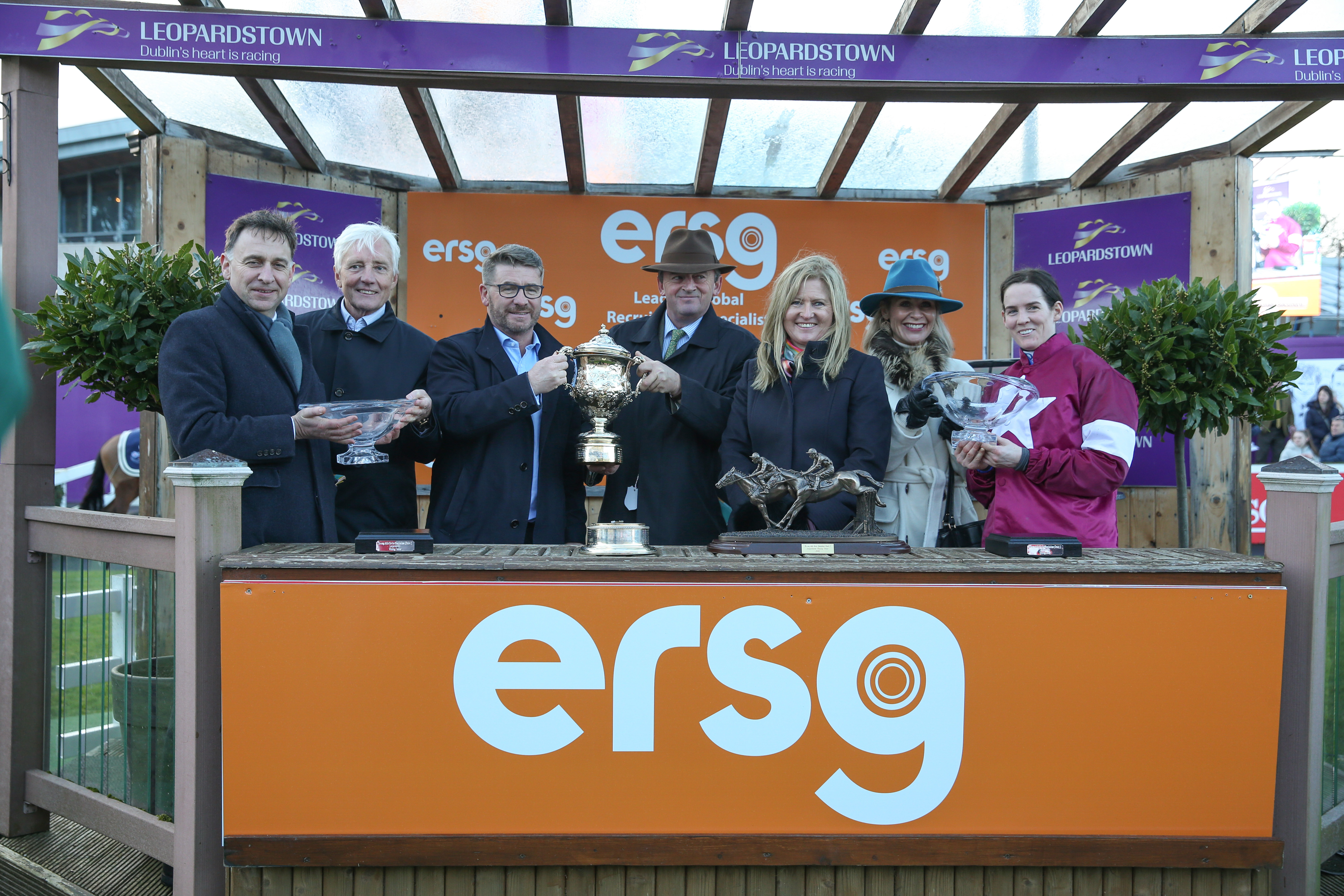 Incentive to Dublin & Sponsorship of Dublin Racing Festival