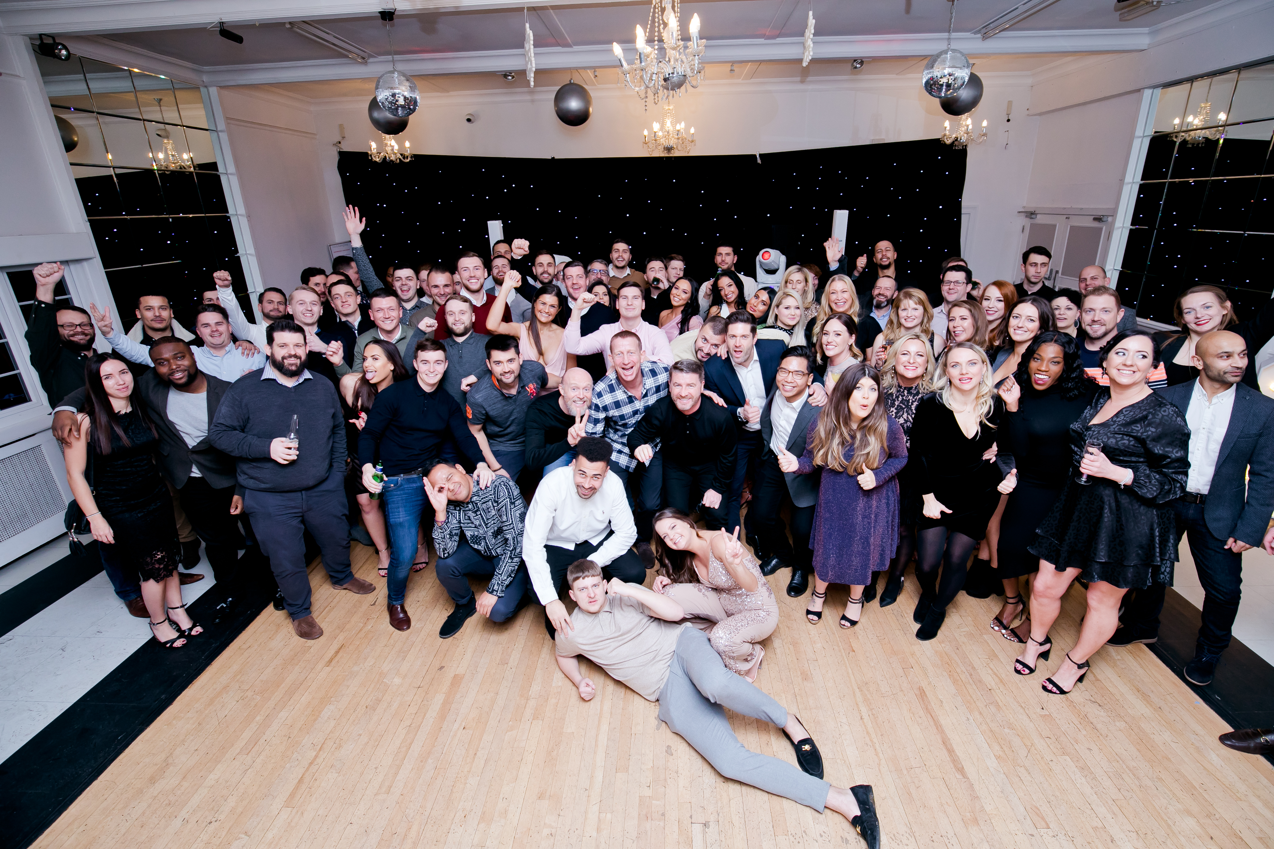 ersg Annual Awards and Christmas Party
