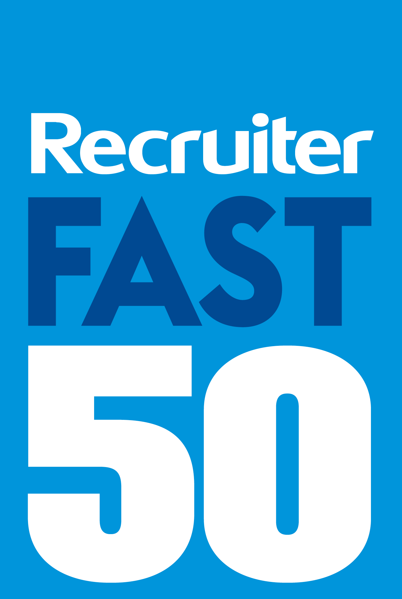 ​The Recruiter FAST 50