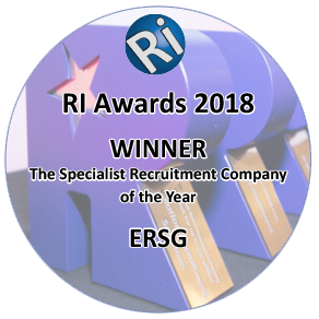Recruitment International - Specialist Recruitment Company of the Year 2018