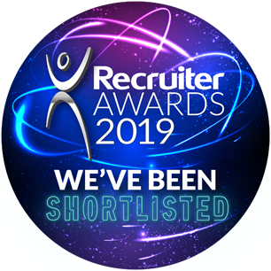Recruiter - Shortlisted Best Temporary Recruitment Agency 2019