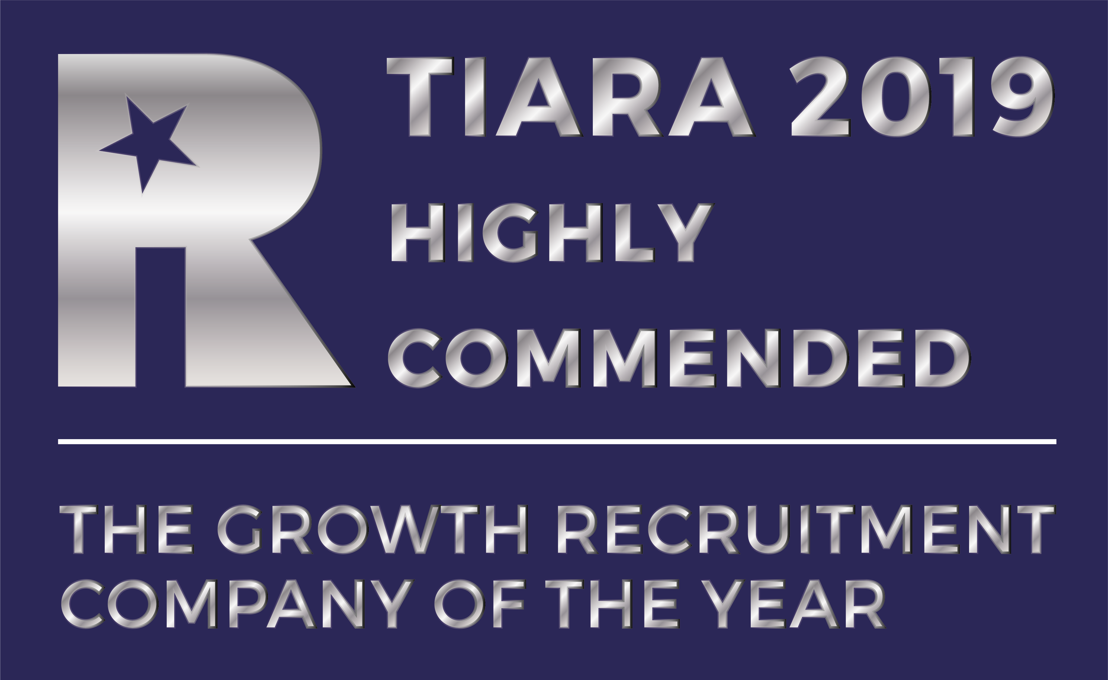 Talint International - Highly Commended Growth Recruitment Company of the Year 2019
