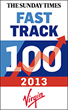 Fast Track 100 2013
