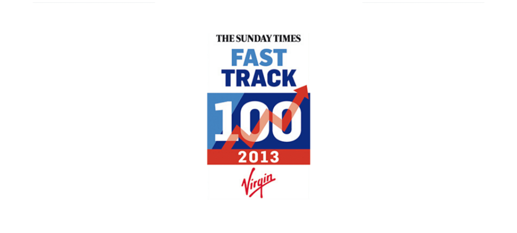 The Sunday Times Fast Track 100 - 2013